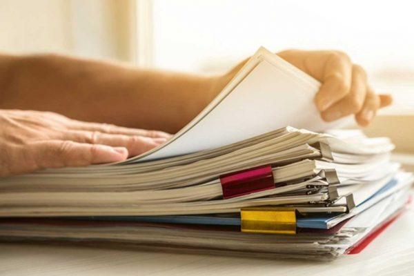 تنظیم اسناد حسابداری و ثبت رویدادهای مالی