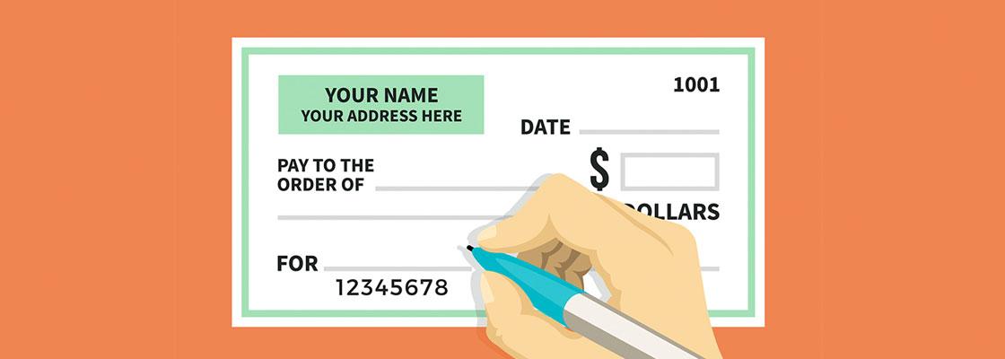 شناخت انواع چک بانکی و قوانین مربوطه