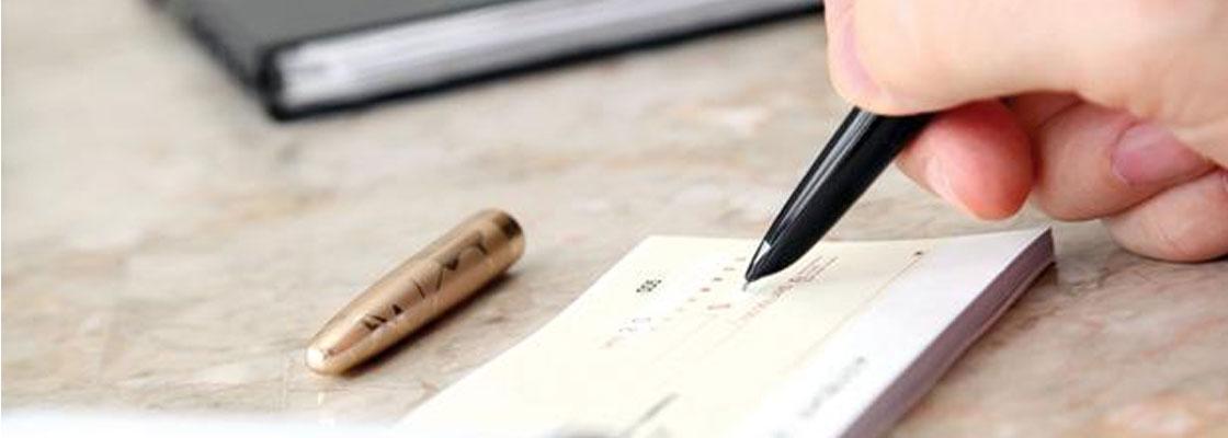 شناخت انواع چک بانکی و قوانین مربوط